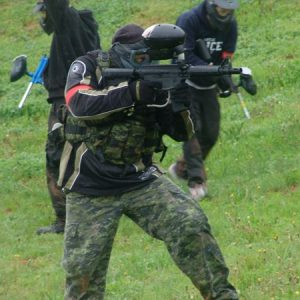 Regular Paintball